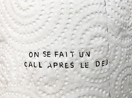 image on se fait un call